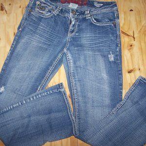 Hydraulics Gramercy Orig. Boot Cut Jeans Sz 9/10